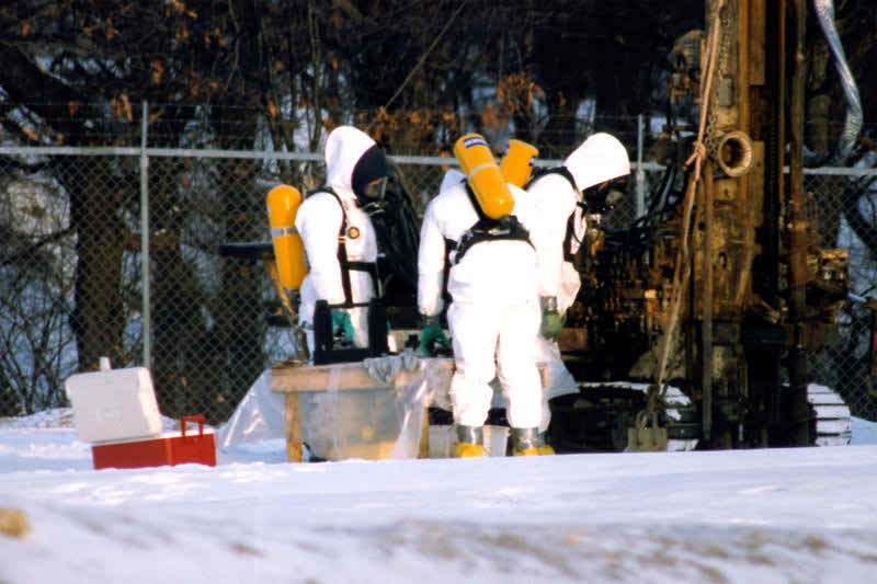 Hazardous Materials Cleanup