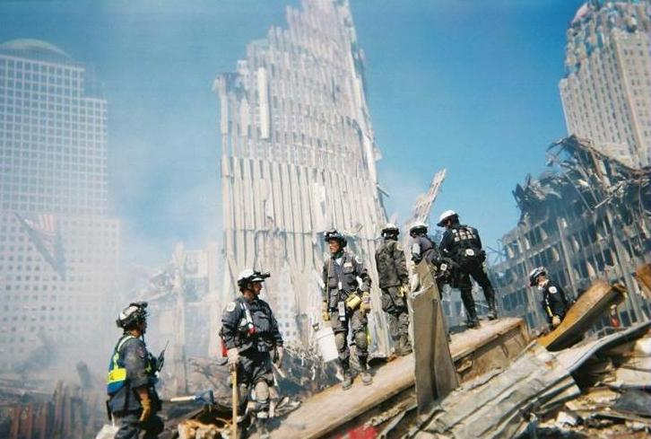 WTC Rescue Workers